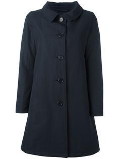 расклешенное пальто с рукавами три четверти Aspesi