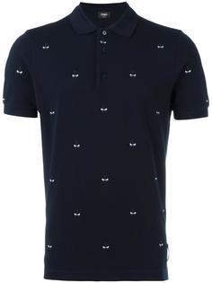футболка-поло Bag Bugs Fendi