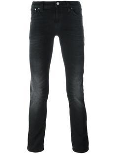 выбеленные джинсы кроя скинни Nudie Jeans Co
