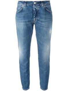 укороченные джинсы  'Karen'  +People