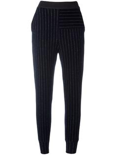 брюки кроя слим Tsumori Chisato