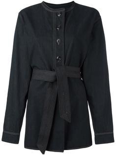 tie waist blouse Lemaire