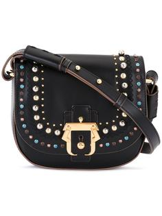 studded saddle cross body bag Paula Cademartori
