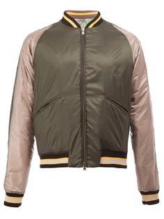 'Herno x Pierre-Louis Mascia' bomber jacket Herno