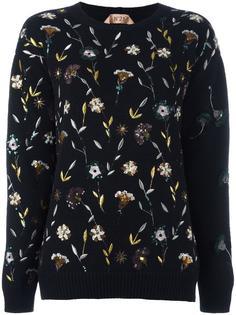 floral jumper  Nº21