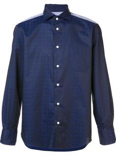 dotted button down shirt Junya Watanabe Comme Des Garçons