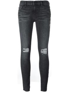 ripped skinny jeans  Frame Denim