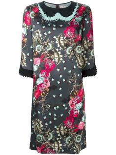 embellished floral print dress Antonio Marras