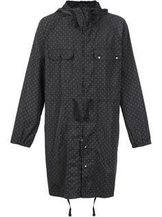 polka dots hooded coat Engineered Garments