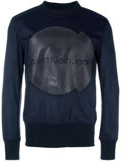 logo print sweatshirt Calvin Klein Jeans