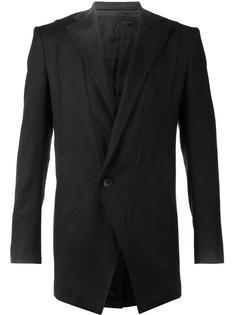 long asymmetric blazer Julius