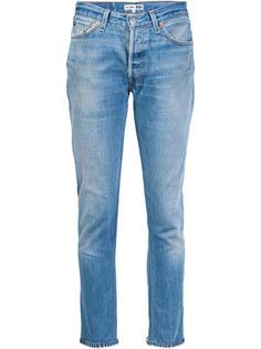 'Destruction' jeans Re/Done