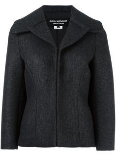 zip up fitted jacket Junya Watanabe Comme Des Garçons