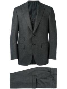 three-piece suit Canali