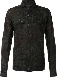 '11 Camo' denim jacket 11 By Boris Bidjan Saberi