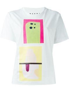 футболка Jack Davidson x Marni Marni