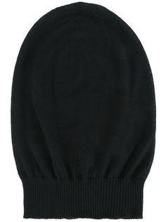 объемная шапка-бини Rick Owens