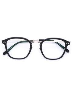 очки с квадратной оправой Matsuda