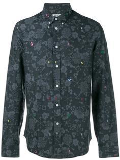 рубашка с вышивкой 'Tanami' Kenzo