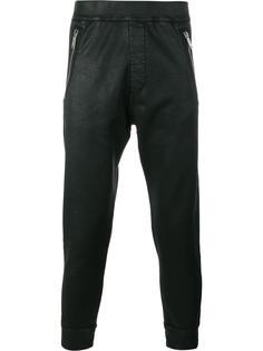 брюки прямого кроя Dsquared2