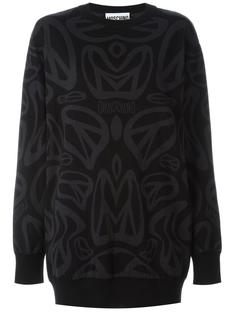 вязаное платье  Moschino
