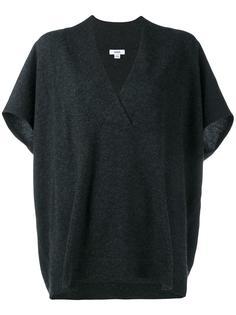 свитер свободного кроя c V-образным вырезом  Vince