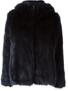 куртка из искусственного меха Dondup