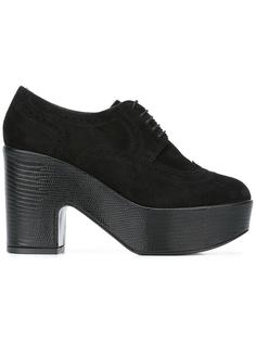 туфли на платформе 'Voel'  Robert Clergerie