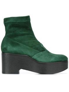 ботинки на платформе Robert Clergerie