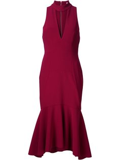 платье 'Bravado' с высокой горловиной Rebecca Vallance
