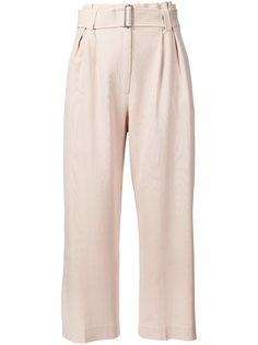 широкие укороченные брюки A.L.C.