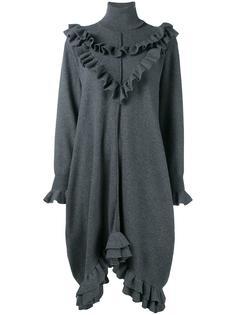 вязаное платье с оборками  Stella McCartney