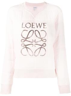 стеганая толстовка Loewe