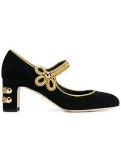туфли Мери Джейн 'Vally'  Dolce & Gabbana
