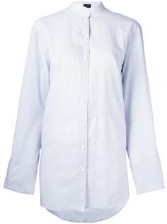 рубашка с воротником-мандарин Joseph
