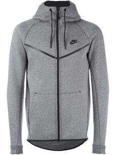 толстовка с капюшоном  на молнии  Nike