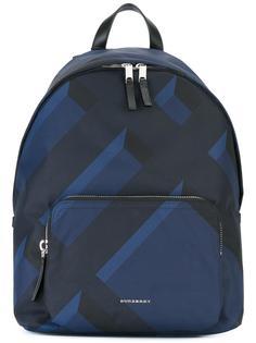 рюкзак с геометрическим принтом Burberry