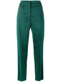 строгие брюки с отблеском Golden Goose Deluxe Brand