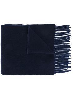 шарф с бахромой Polo Ralph Lauren