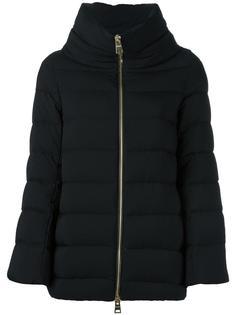 стеганая куртка на молнии Herno