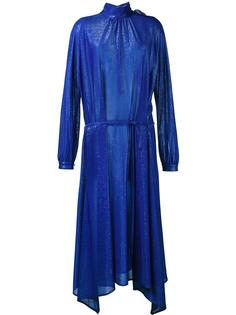 платье с люрексом и длинными рукавами Golden Goose Deluxe Brand