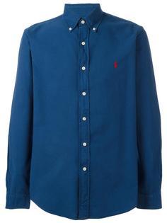 рубашка с логотипом  Polo Ralph Lauren