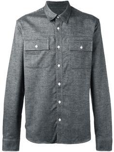 рубашка с карманами Maison Kitsuné