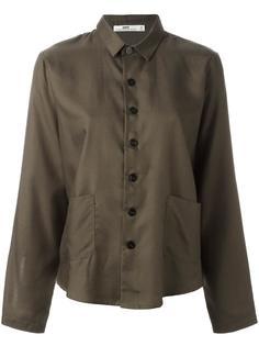 рубашка с накладными карманами Hope