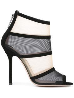 туфли с панельным дизайном Aperlai