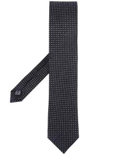 галстук в горошек Corneliani
