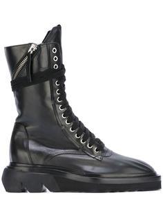 ботинки на шнуровке Cinzia Araia