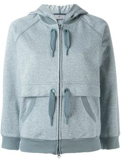 'Ess' zipped hoodie Adidas By Stella Mccartney