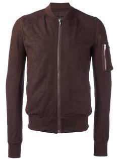 куртка-бомбер с рукавами-реглан Rick Owens
