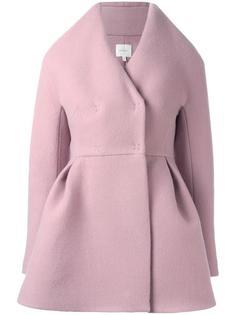 структурированное пальто  Delpozo